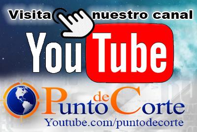 canal youtube de Punto de Corte